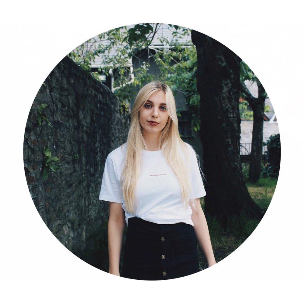 Georgia Gadsby - Social Media Manager