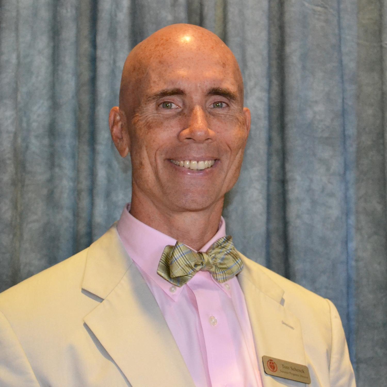 Tom Schenck bow tie pic