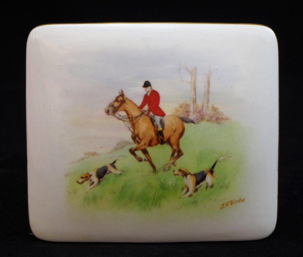 royal-crown-derby-oblong-cigarette-box-shape-1920-hunting-scene