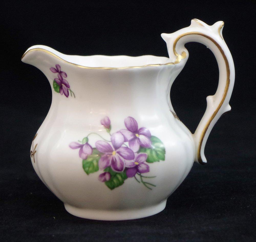 A1184 Woodland Violets