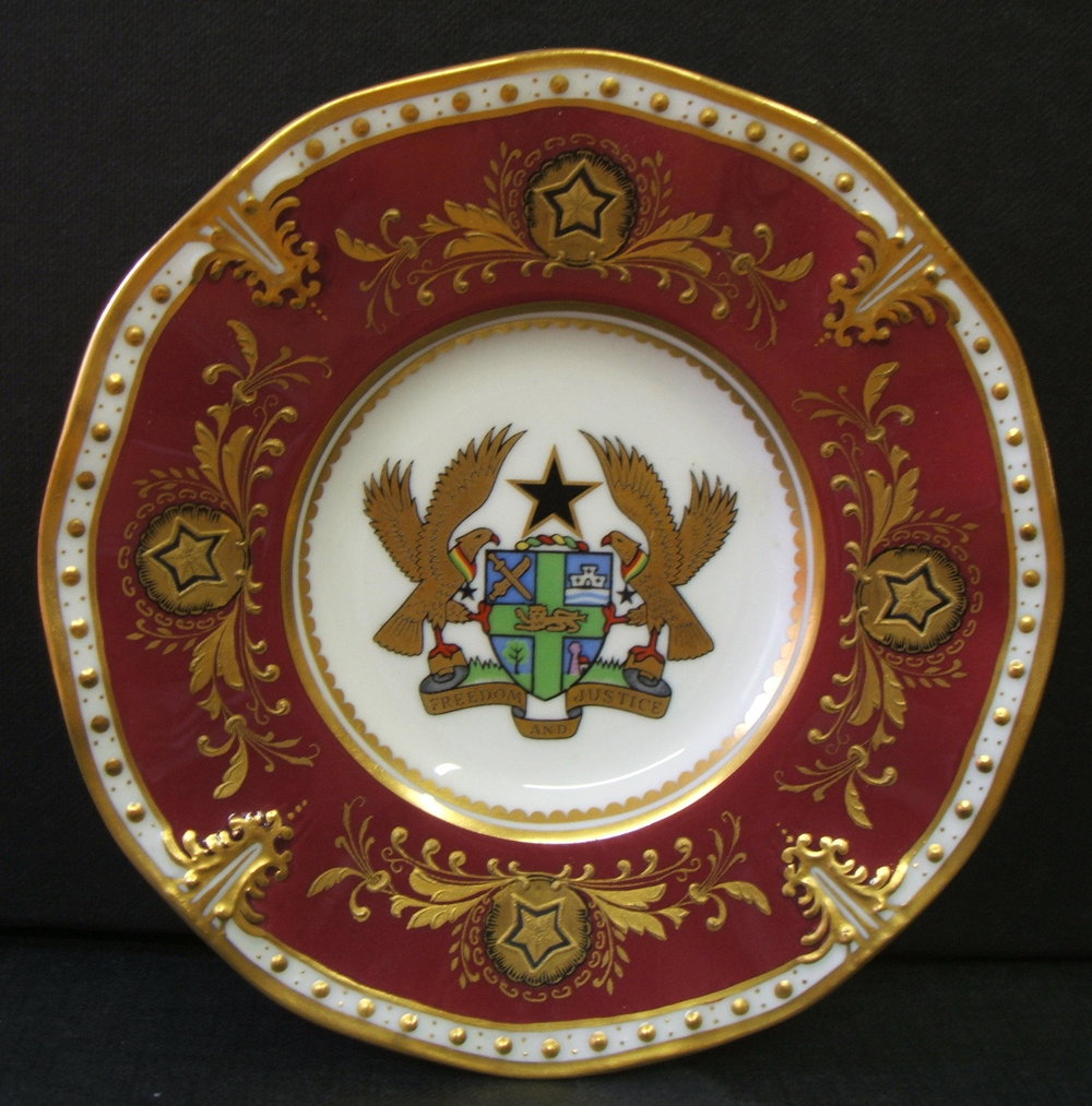 royal-crown-derby-royal-maroon-ground-saucer-ghana