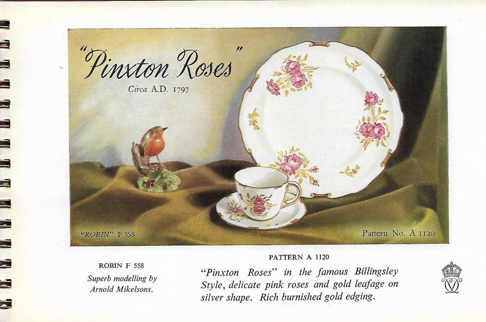 A1120 Pinxton Roses
