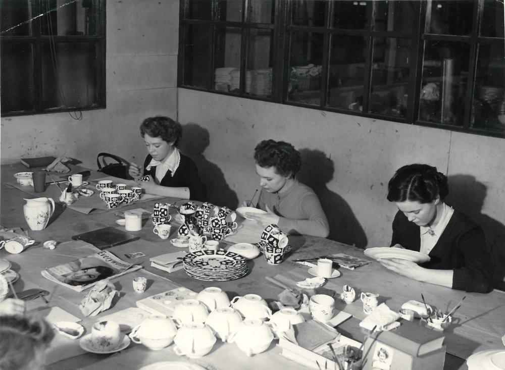 Enamellers 1954