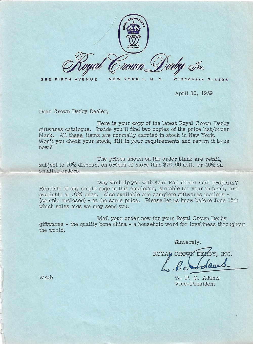 royal-crown-derby-inc-letter-from-the-vice-president