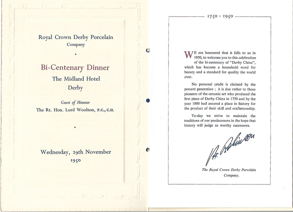 royal-crown-derby-bicentenary-dinner-menu-1950-page-2