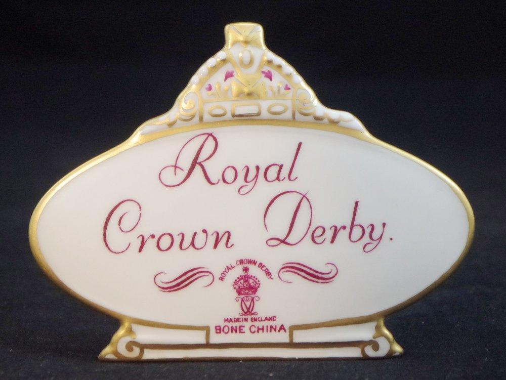royal-crown-derby-retailer's-plaque