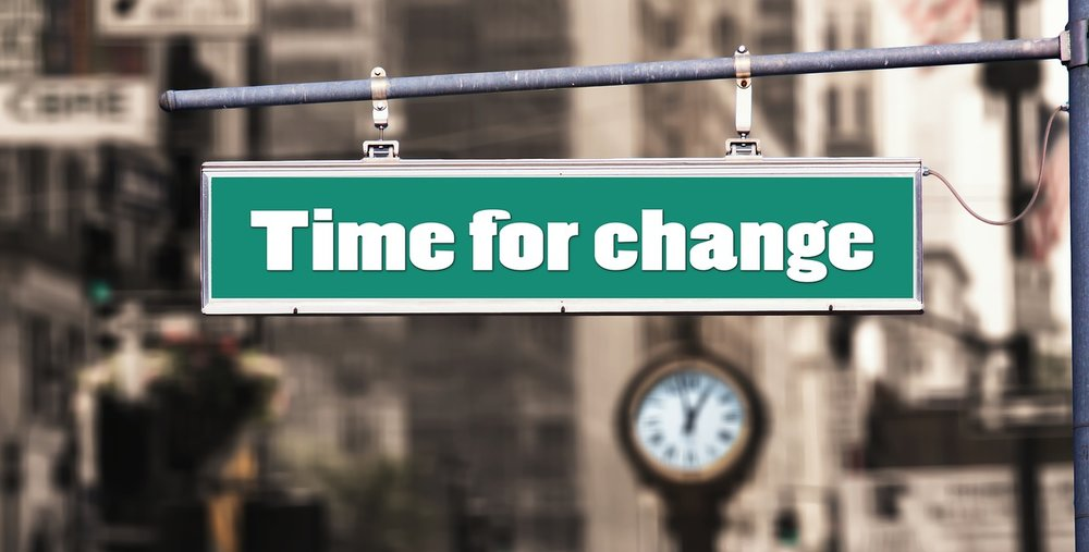 shantee foster time for a change sign.jpg