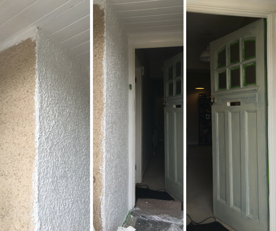 Before After A Budget Busting Porch Transformation Melanie