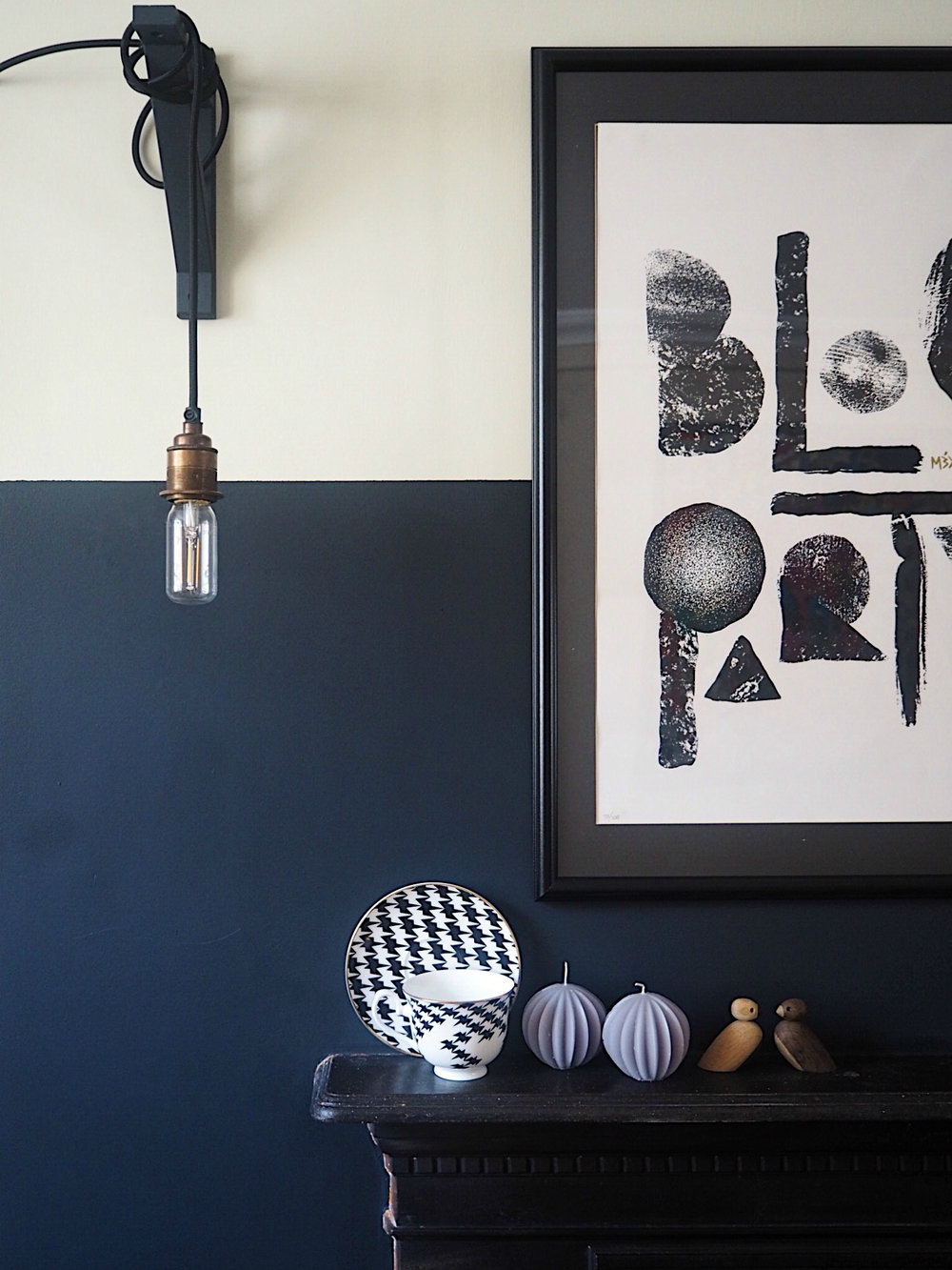 Why I Love Simple Plug In Sconce Wall Lights And What To Do If You Hate The Cable Melanie Lissack Interiors
