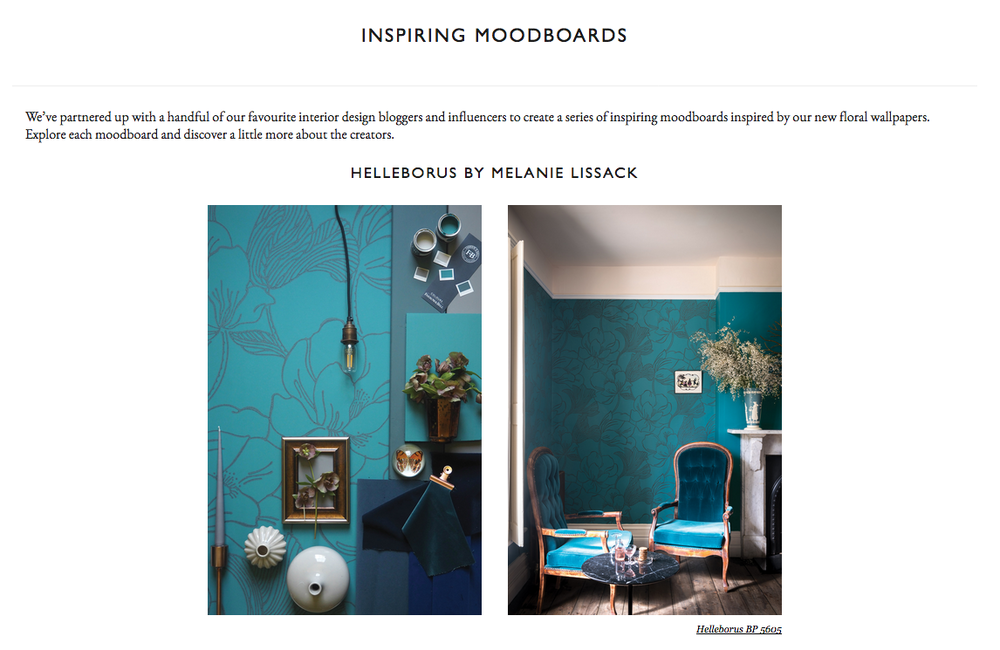 farrow and ball melanie lissack