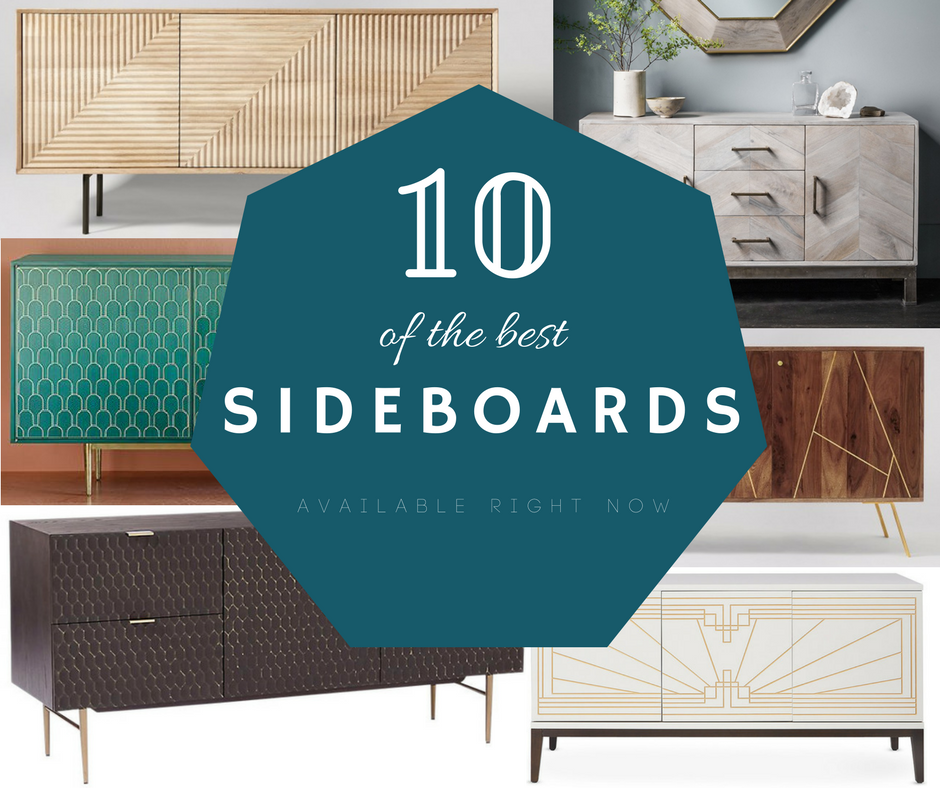 10 of the best sideboards