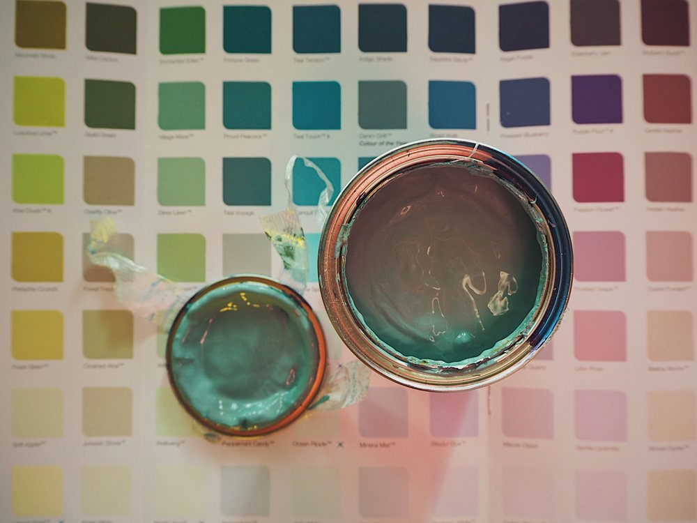 The best teal paint colours