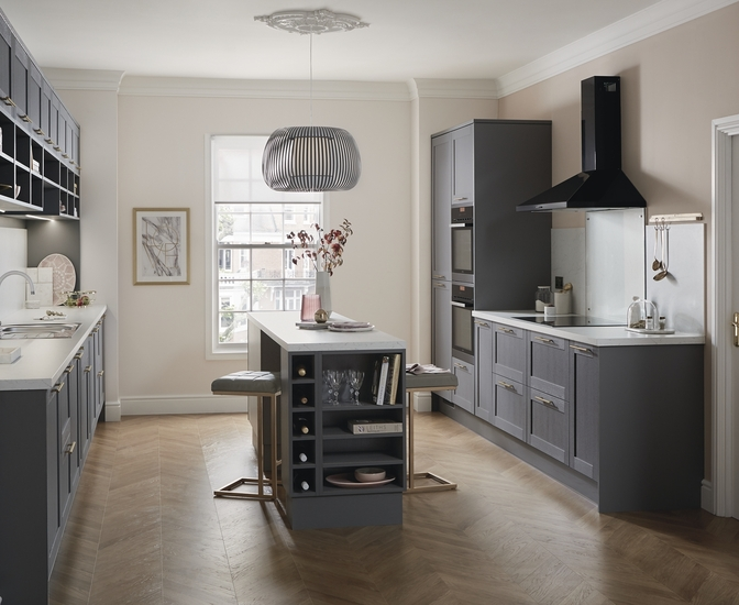 updating the kitchen: looking towards kitchen trends with howdens
