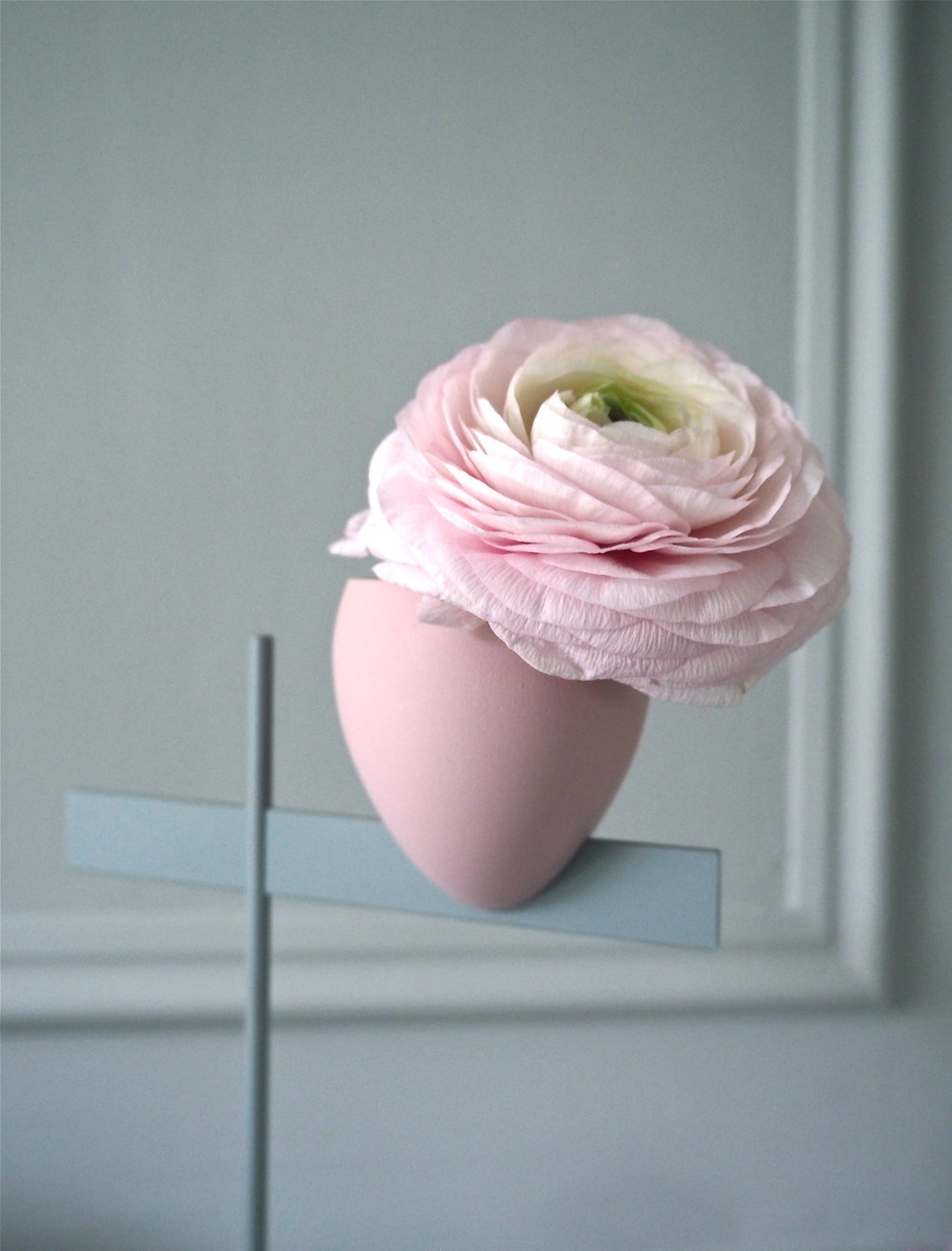 zens lifestyle chirp flower vase