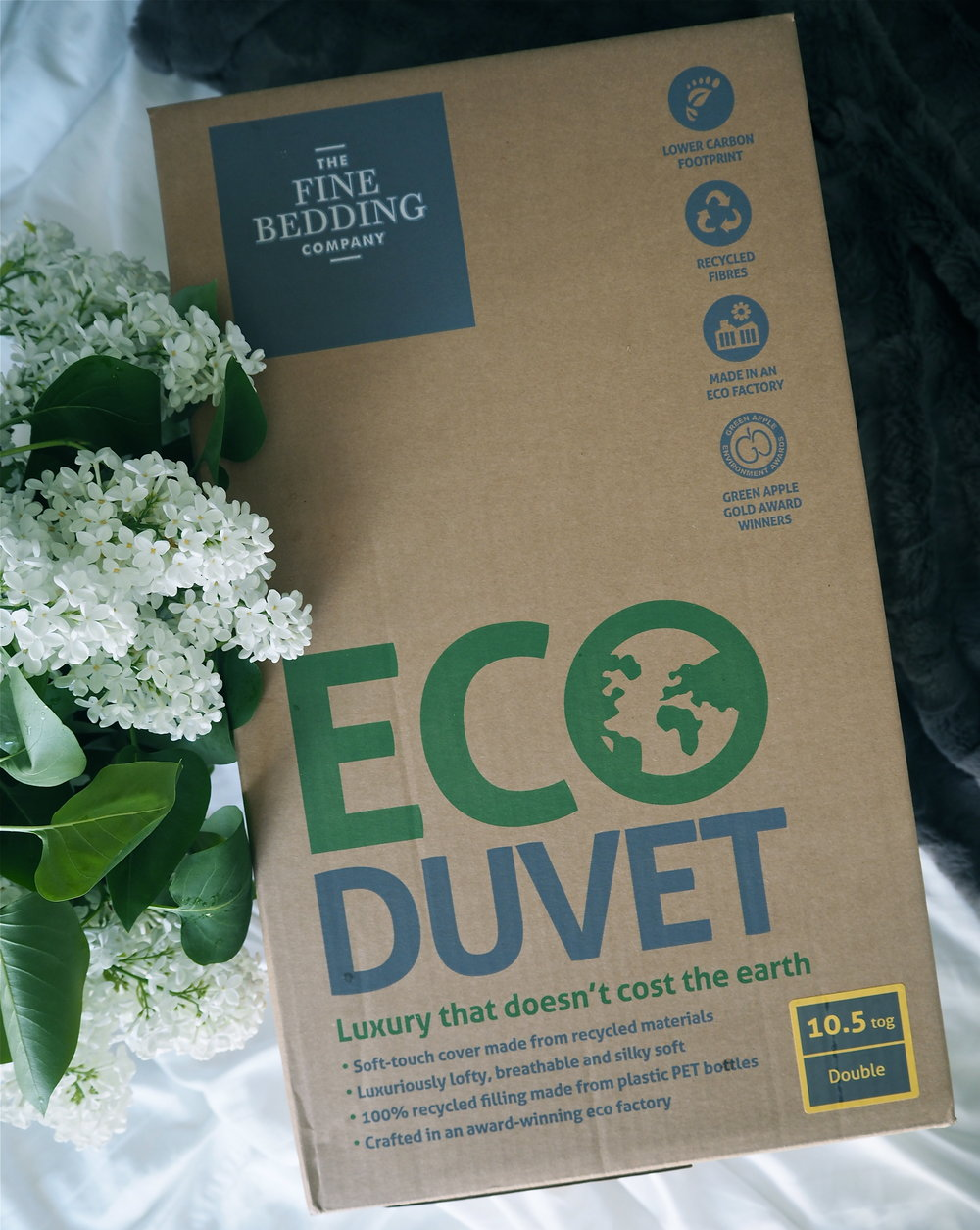 Eco Duvet By The Fine Bedding Company