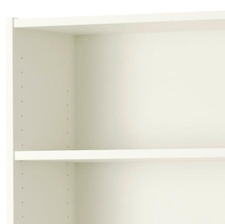 Plain Billy image courtesy of Ikea.co.uk.