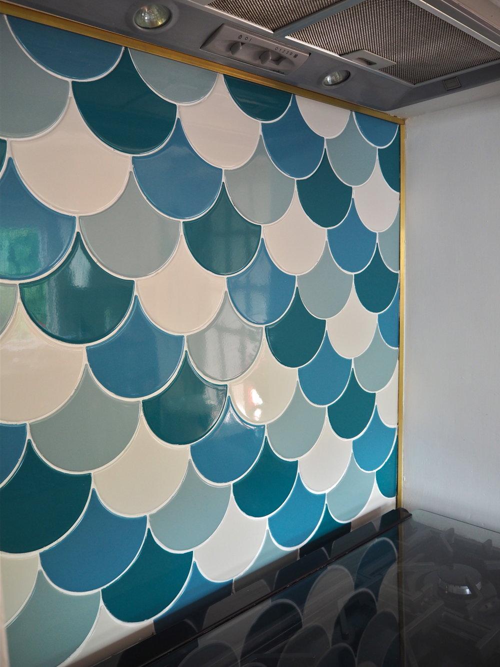 diy splashback syren topps tiles