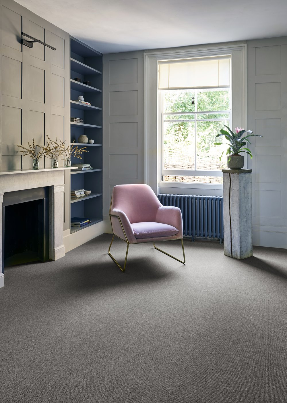 Pampas Nordic, Skagen carpet by Kersaint Cobb