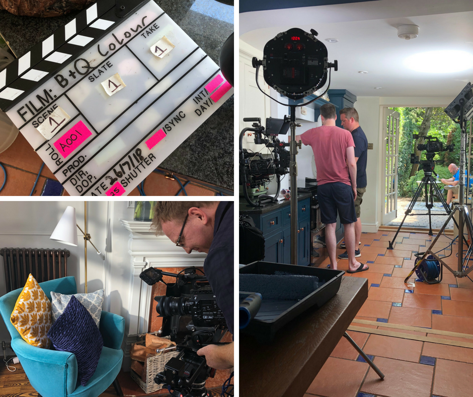 Behind The Scenes On My Video For B Q Melanie Lissack Interiors