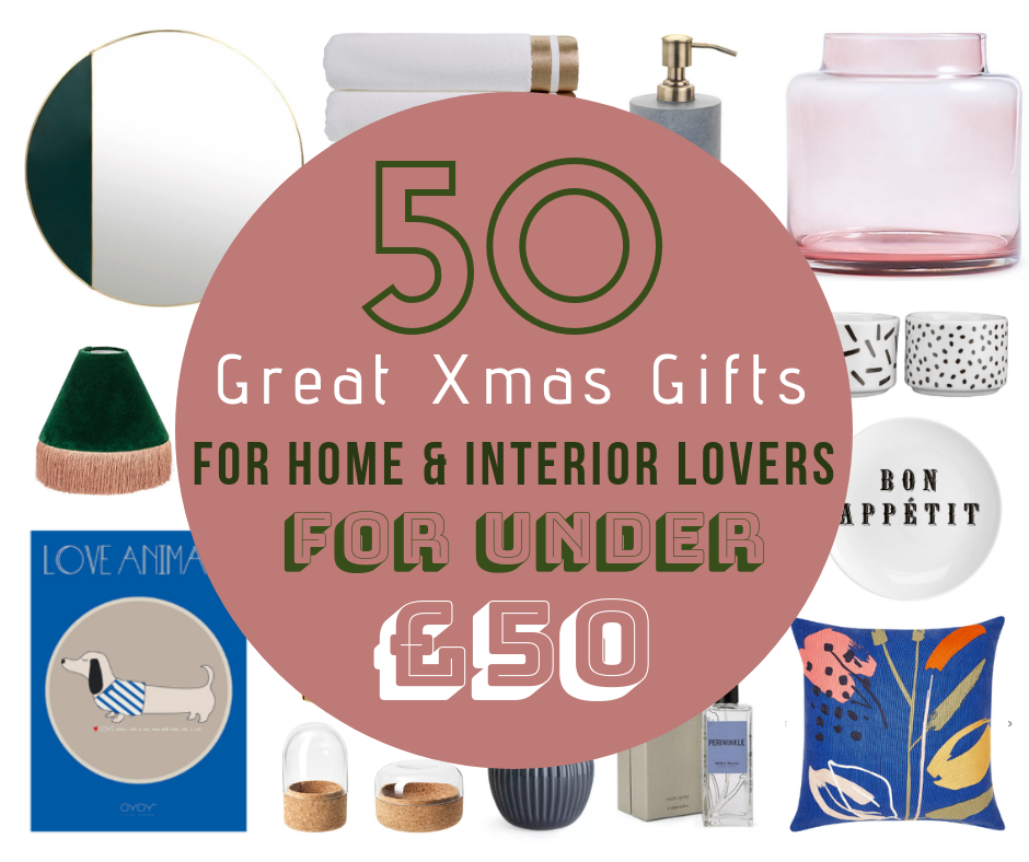 Christmas Gift Guide 2018 50 great gifts for interior u0026 home lovers for under £50 u2014 MELANIE LISSACK INTERIORS  sc 1 st  Melanie Lissack Interiors & Christmas Gift Guide 2018: 50 great gifts for interior u0026 home lovers ...
