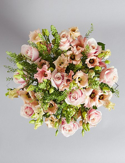 The Collection Avalanche™ & Lisianthus Bouquet