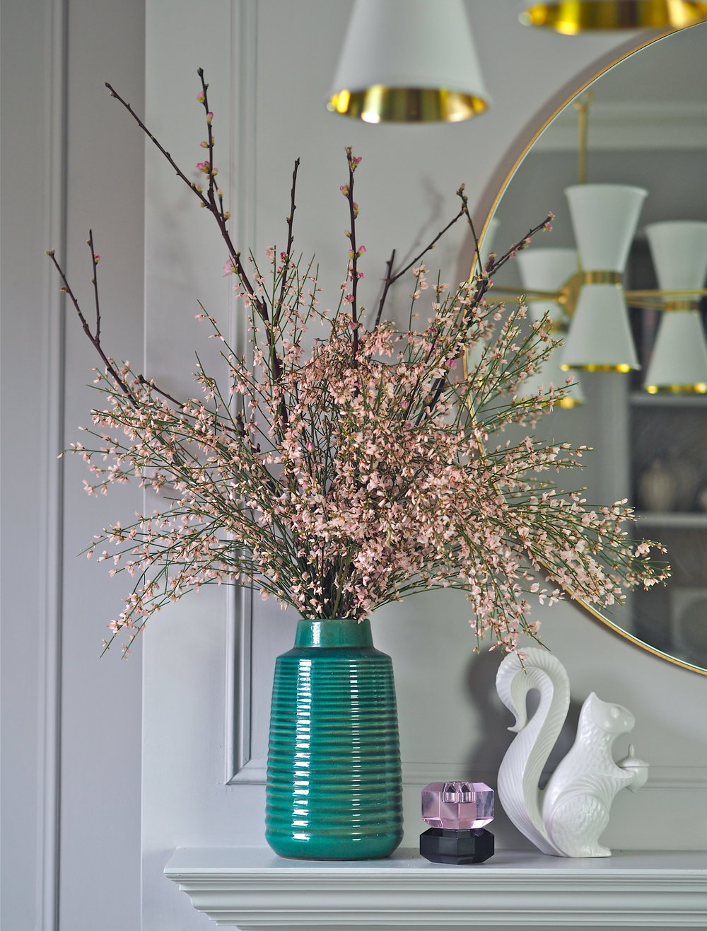 grand illusions spring decor ideas
