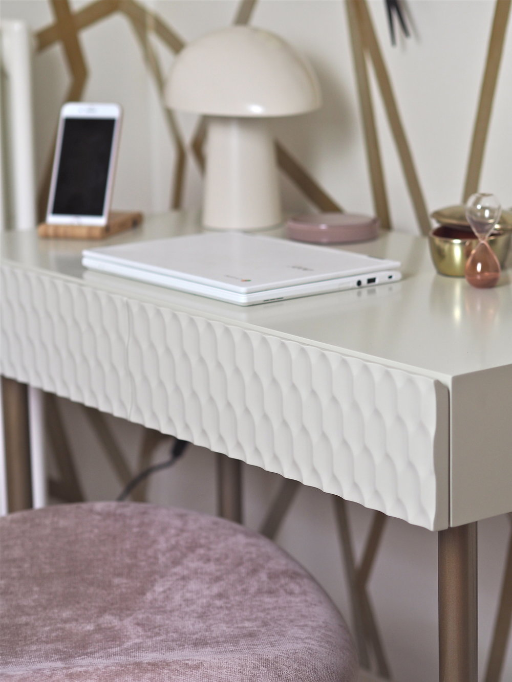 west elm mini audrey desk