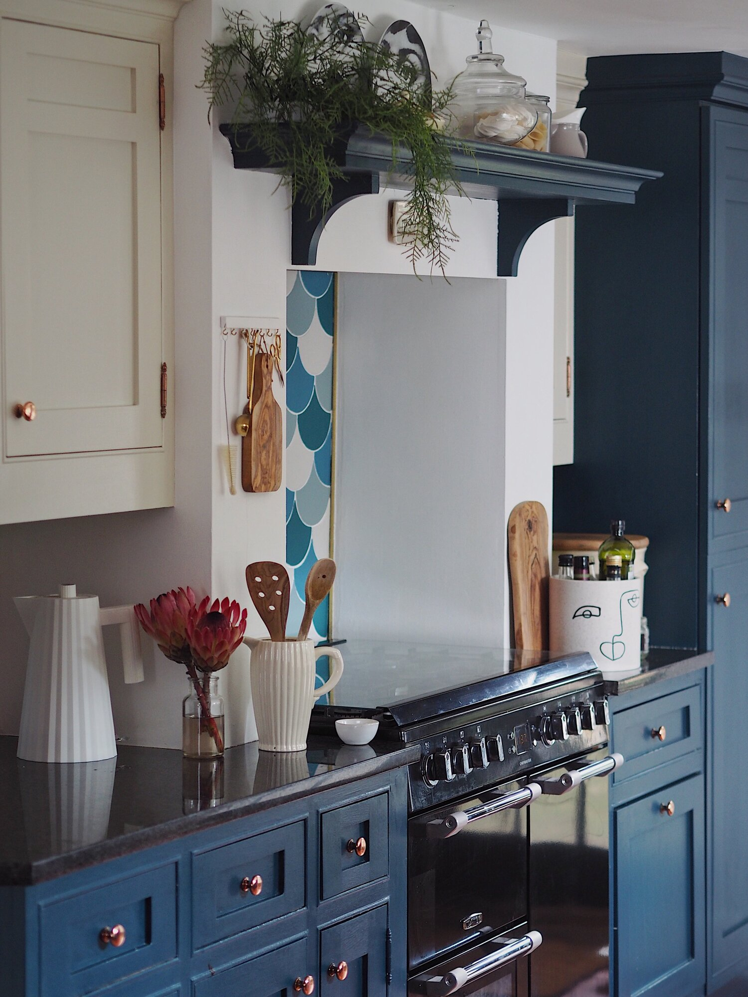 How To Paint Your Kitchen Cabinets Melanie Lissack Interiors