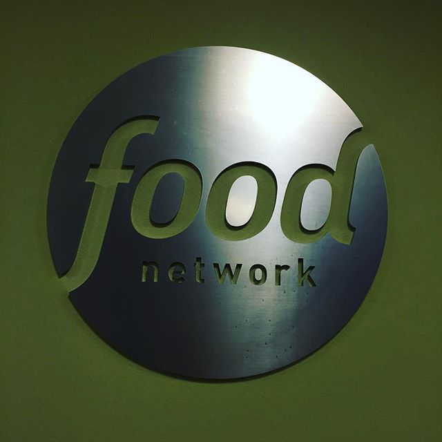Excited to be at the Food Network kitchens this morning, for a web feature on  Eat Mexico!