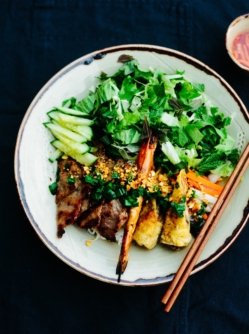 Anh and Chi Vermicelli bowl_Vy Tran Photography.jpg