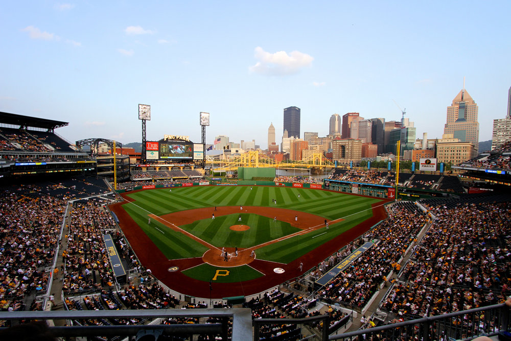 PNC Park, Pittsburgh, PA/Source: Flickr