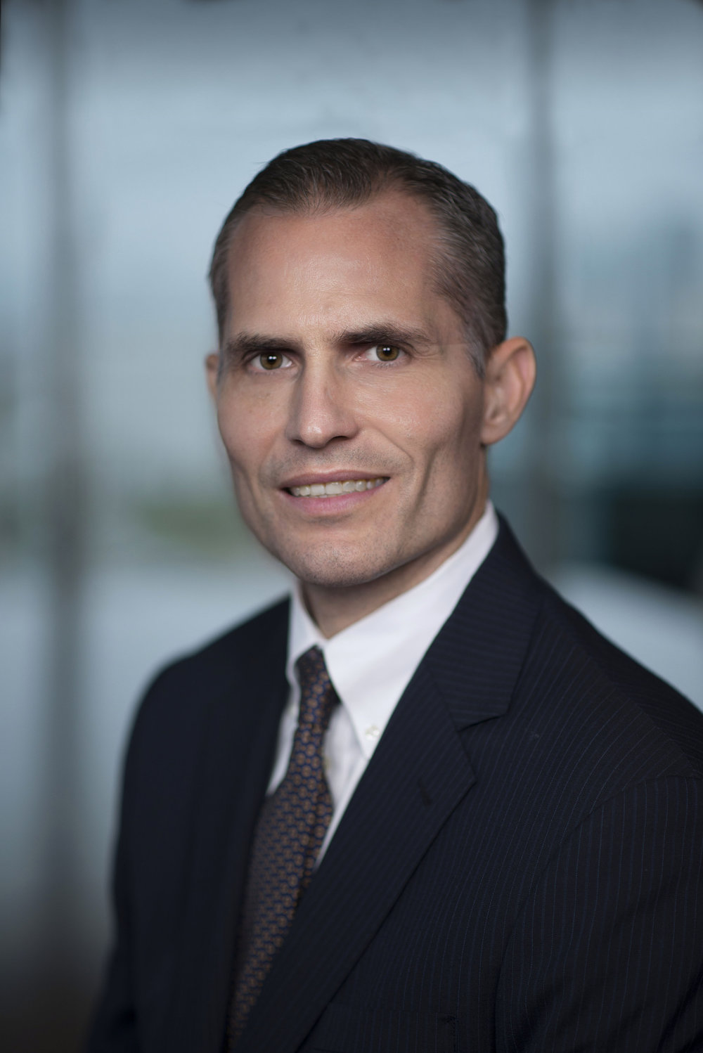 Paul Roman—Vice President and General Manager of Global Commercial Payments