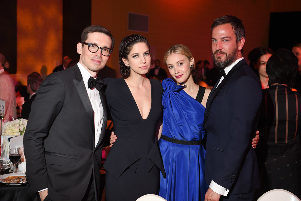 Ryerson-educated, London-based Erdem Moralioglu attends the Canadian Arts and Fashion Awards at the Fairmount Royal York in Toronto
