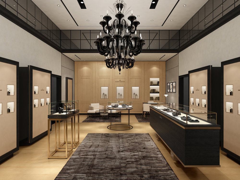 Vacheron Constantin boutique Yorkdale mall