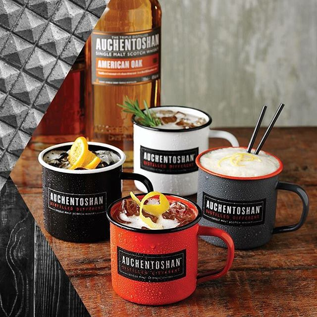 Auchentoshan cocktail