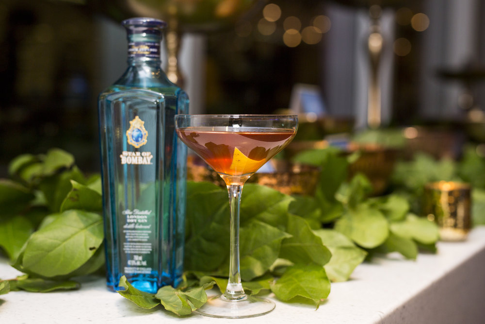 Photo courtesy of Bombay Sapphire