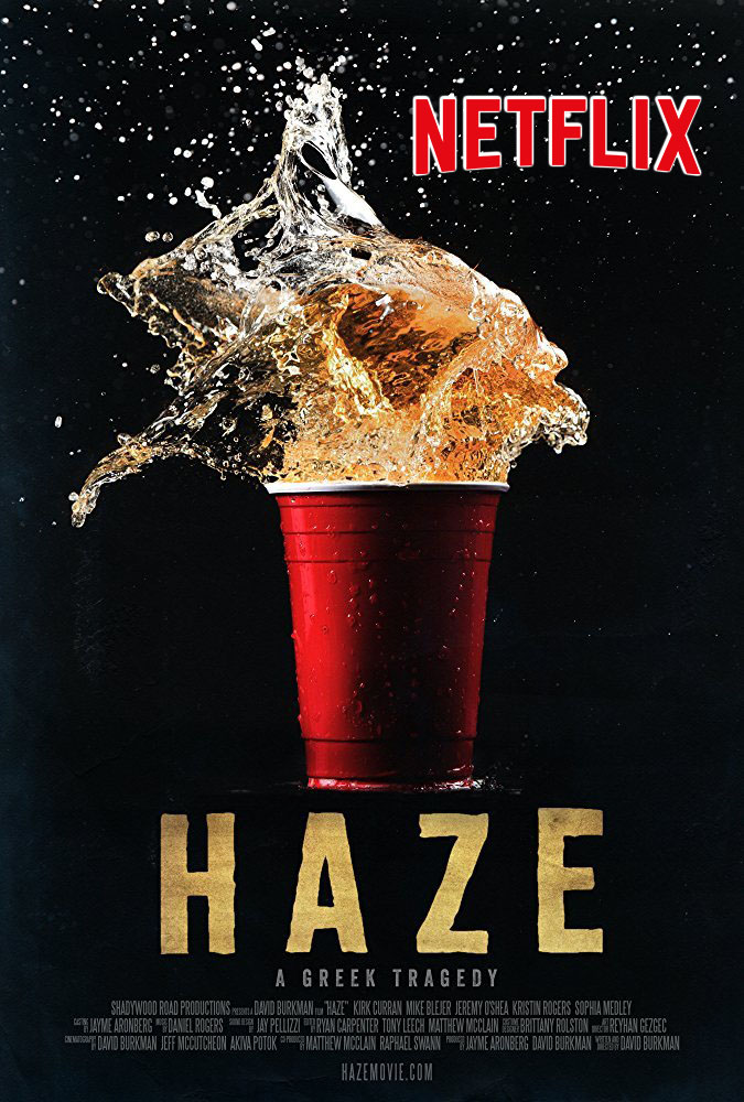 HAZE - Feature - Supervising Sound Editor & Rerecording Mixer