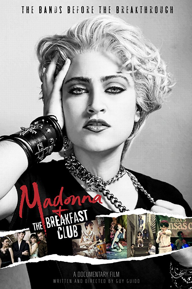 Madonna & The Breakfast Club - Feature Doc - Supervising Sound Editor & Rerecording Mixer