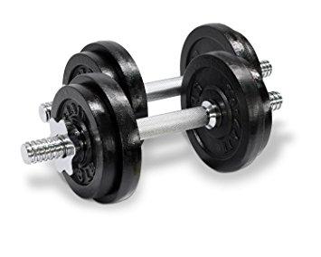 POIDS LIBRES AJUSTABLES - Il est vrai que des poids de 5 lbs font travailler les muscles, mais dans une certaine mesure. ll est important de penser à la progression de votre force et de vos capacités physiques et c'est pourquoi des poids ajustables sont idéaux pour vous donner cette possibilité.