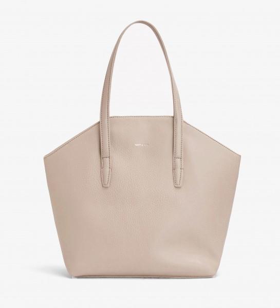 4. Je crois que tout le monde maintenant connait bien Matt & Nat. J'ai choisi ce sac parce que sa couleur neutre (qu'ils appellent Koala hihi) s'agence bien avec un ensemble aux couleurs pastel, tout en pouvant être votre sac de tous les jours. - Matt & Nat, www.mattandnat.com