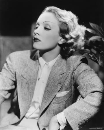 1930 - Marlene Dietrich