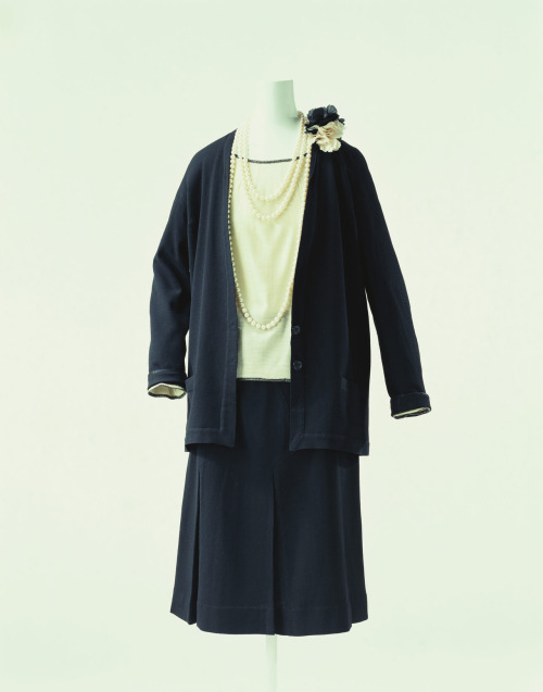 Costume Chanel, 1928