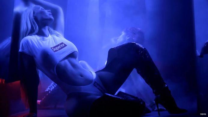 Iggy Azalea dans un de ses vidéoclips