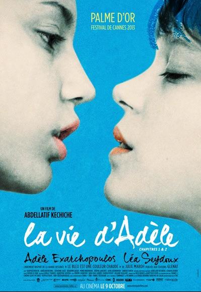 Le film qui t'a fait pleurer le plus - La vie d'Adèle