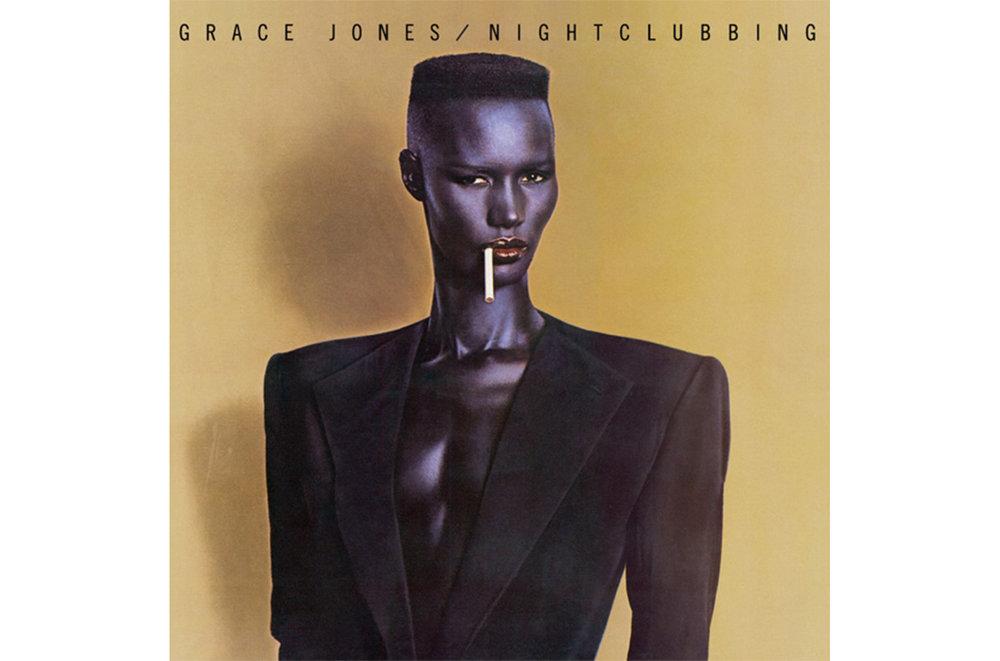 Ton icône mode : Grace Jones -