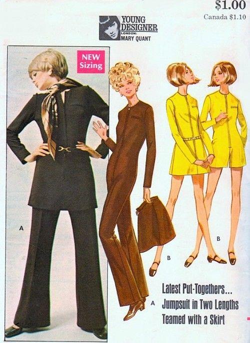 Patron de couture par Mary Quant