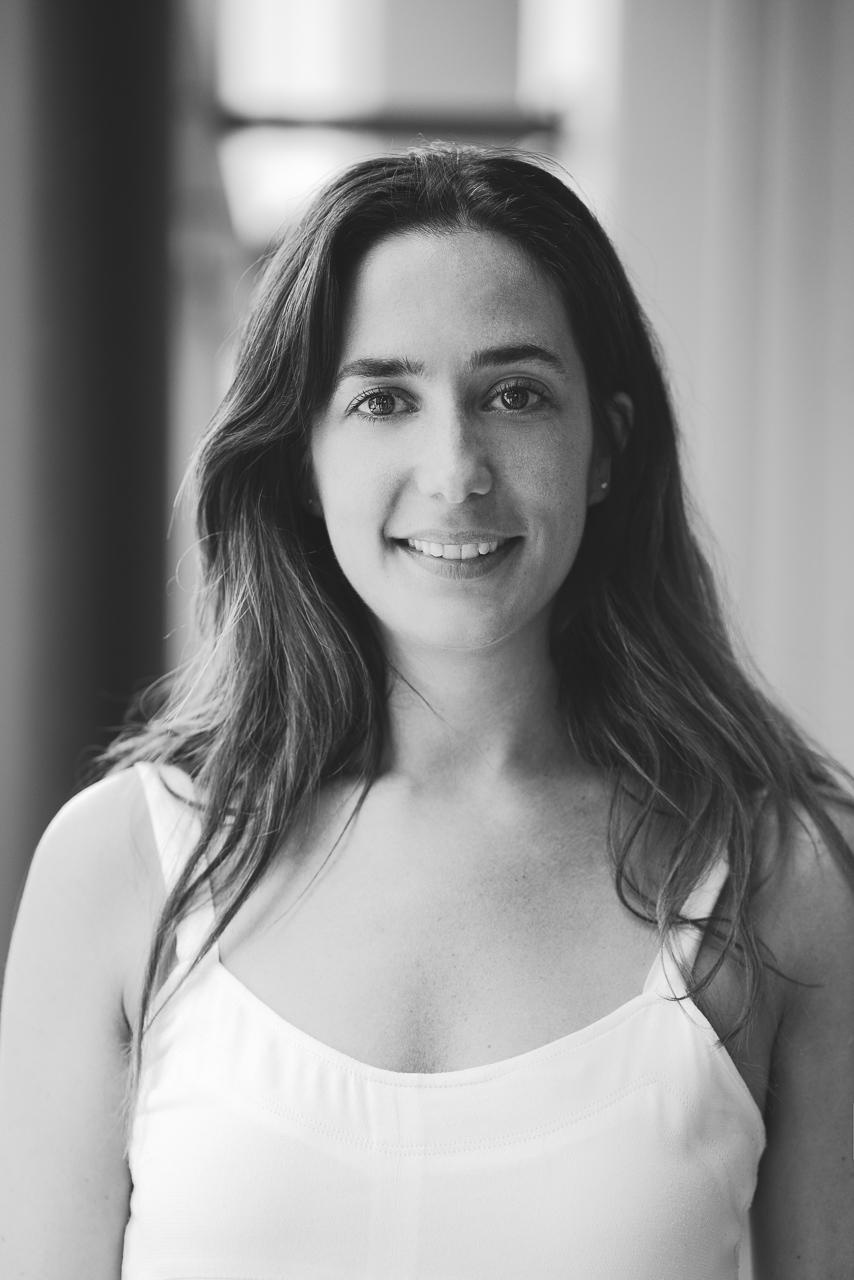 Photo de Sofia Sokoloff par Avril Franco, prise à la conférence