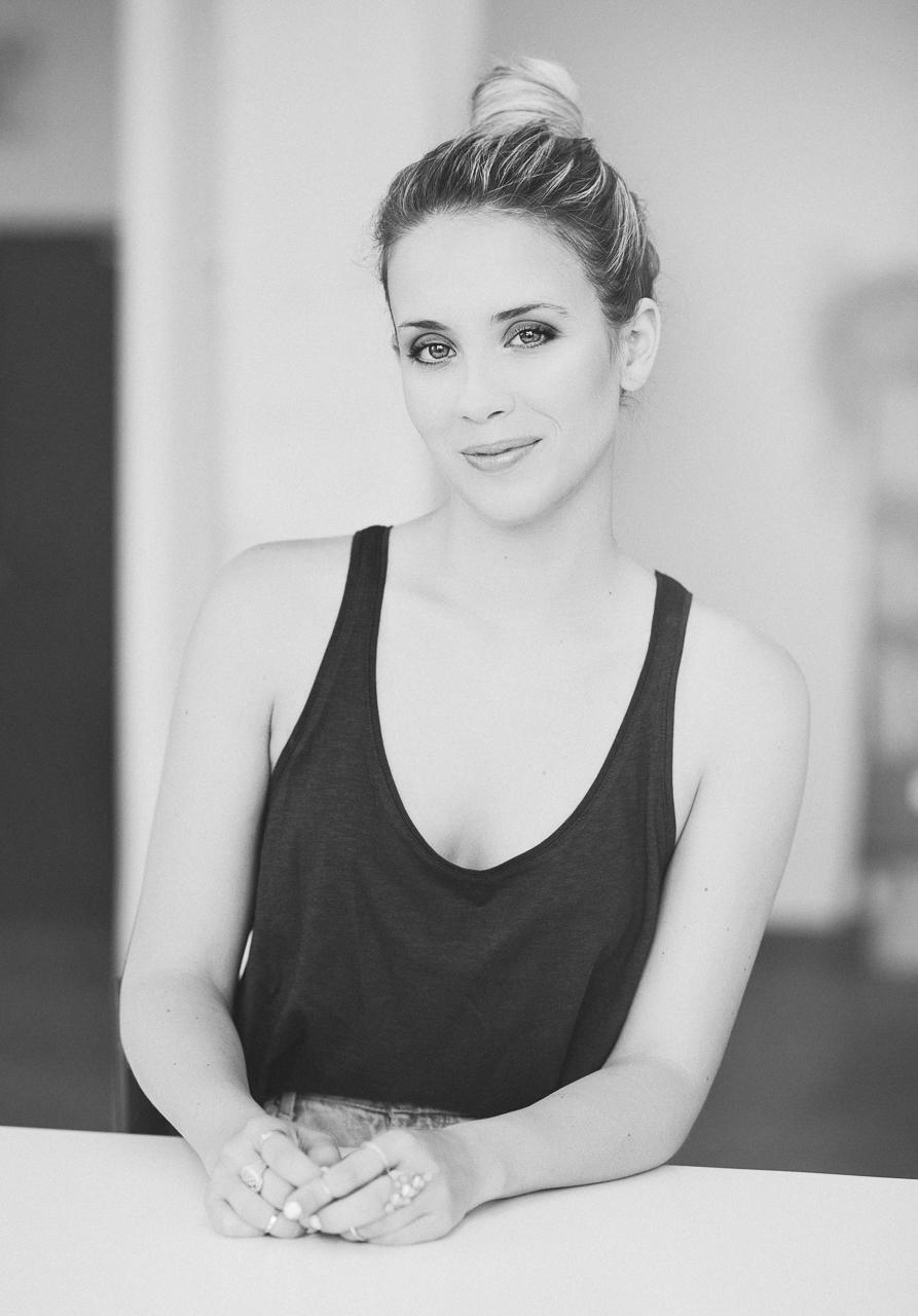 Andréanne Marquis par Avril Franco, voir édition du magazine de juin 2016
