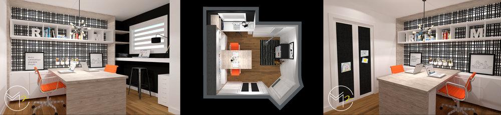 Source : Concepts M2 – Fay Martel – Designer d'intérieur http://conceptsm2.com/
