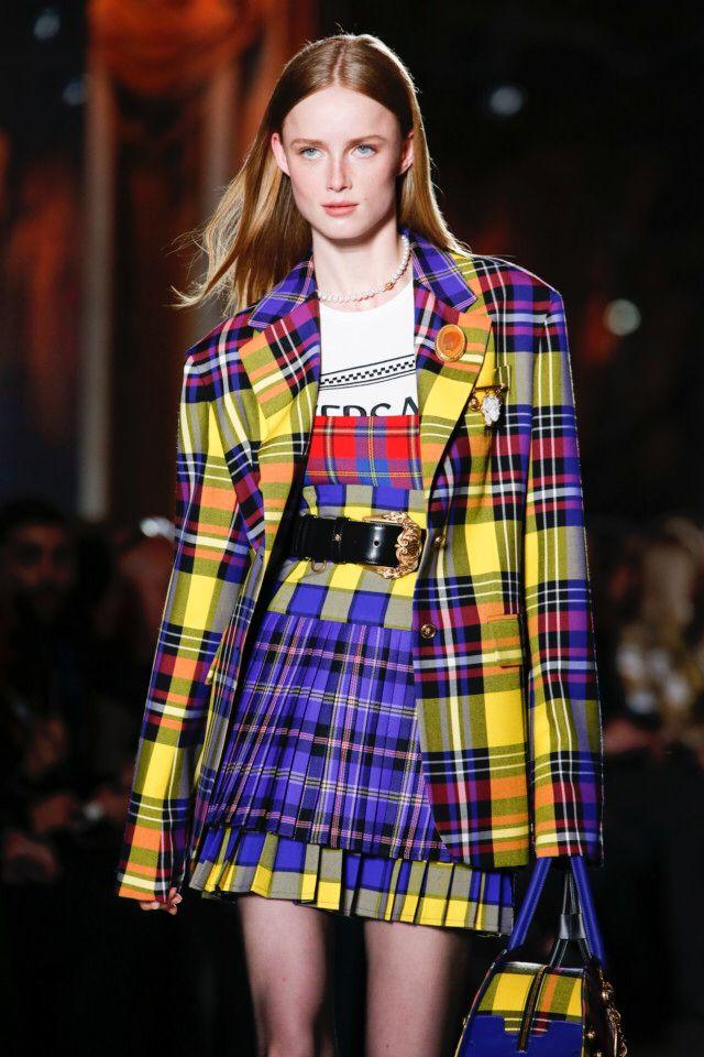 Défilé Versace 2018